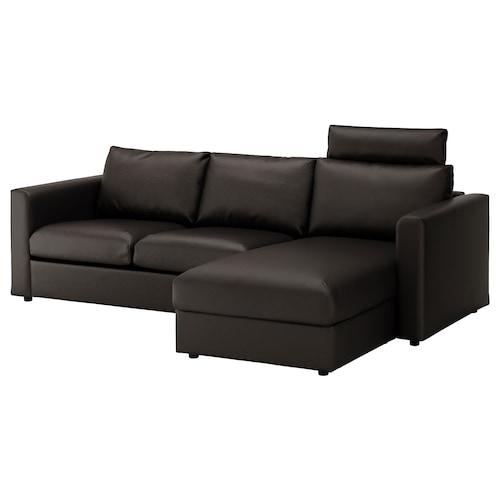 IKEA 빔레 3인용소파