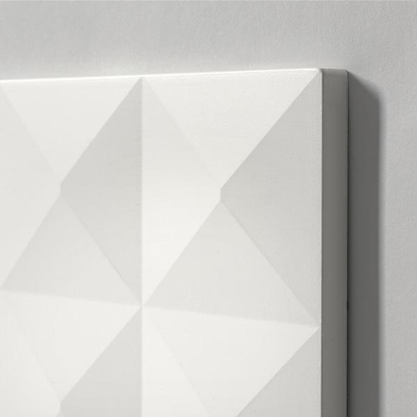 VINGROM 빙롬 도어, 레셴 화이트, 50x195 cm