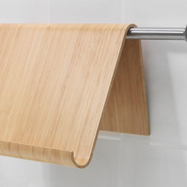 VIVALLA 비발라 태블릿 거치대, 대나무, 26x17 cm