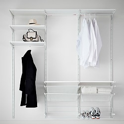 Go to clothes storage systems