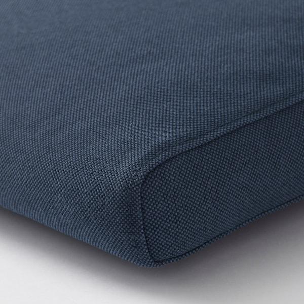 ÄPPLARÖ طاولة+2كراسي+مصطبة، خارجية صباغ بني/Froson/Duvholmen أزرق