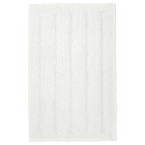 EMTEN دعّاسة للحمّام أبيض 80 سم 50 سم 0.40 م²