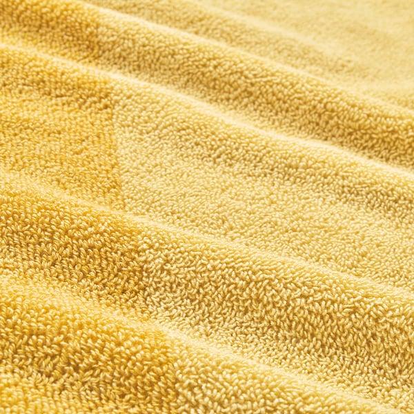 HIMLEÅN منشفة يد أصفر/خليط 500 g/m² 70 سم 40 سم 0.28 م²