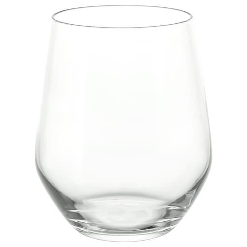 IVRIG كأس زجاج شفاف 11 سم 45 سل