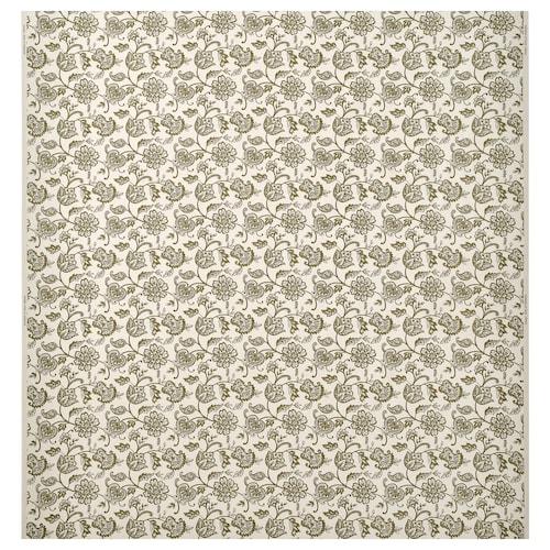 JUNIMAGNOLIA قماش طبيعي/أخضر 230 g/m² 150 سم