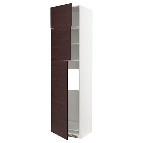METOD خ. ع. لثلاجة مع 3 أبواب