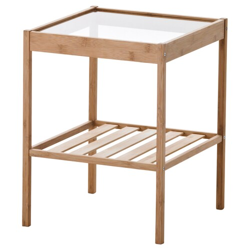 NESNA طاولة سرير 36 سم 35 سم 45 سم