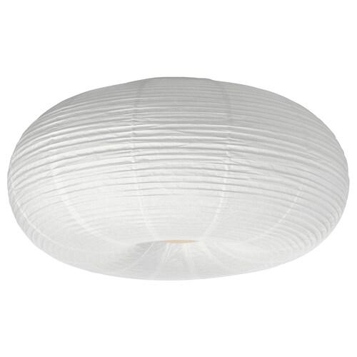 RISBYN إضاءة سقف LED أبيض 2700 كلفن 950 لومن 11 واط 15000 س 26 سم 50 سم