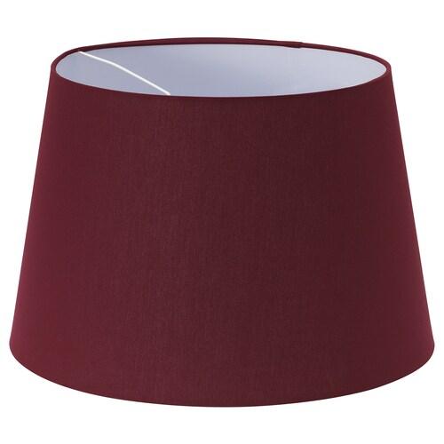 RYRA غطاء مصباح أحمر معتق 33 سم