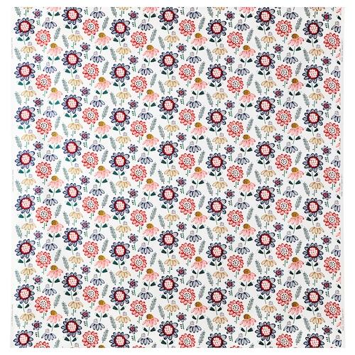 SOMMARASTER قماش أبيض/عدة ألوان 230 g/m² 150 سم 1.50 م²