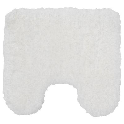 ALMTJÄRN بساط حمّام, أبيض, 55x60 سم