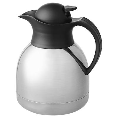 ALRISKA Vacuum flask, stainless steel, 1 l