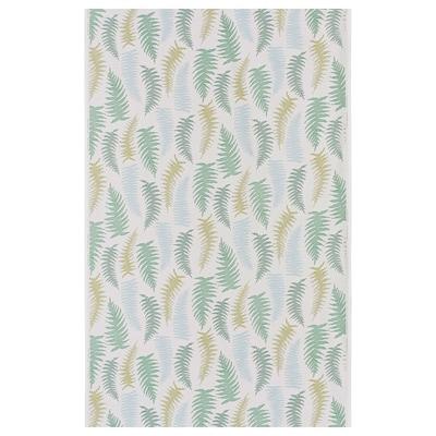 BERGLIOT Fabric, green leaf, 150 cm