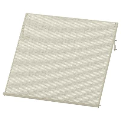 BOTTNA Display shelf, light beige, 36x32 cm