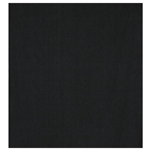 DITTE fabric black 140 g/m² 140 cm 1.40 m²