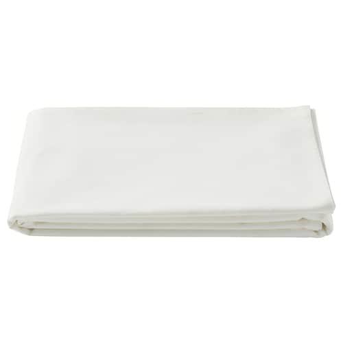 DYLIK tablecloth white 240 cm 145 cm