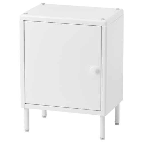 DYNAN cabinet with door white 40 cm 27 cm 54 cm