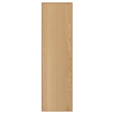 EKESTAD Door, oak, 40x140 cm