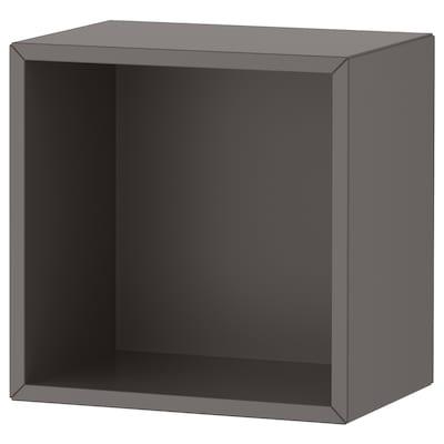 EKET خزانة, رمادي غامق, 35x25x35 سم