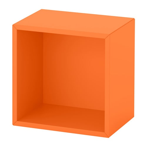 EKET Cabinet  orange  IKEA