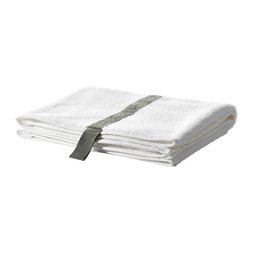 FÄRGLAV Hand towel   A terry towel in medium thickness that is soft and highly absorbent (weight 550 g/m²).
