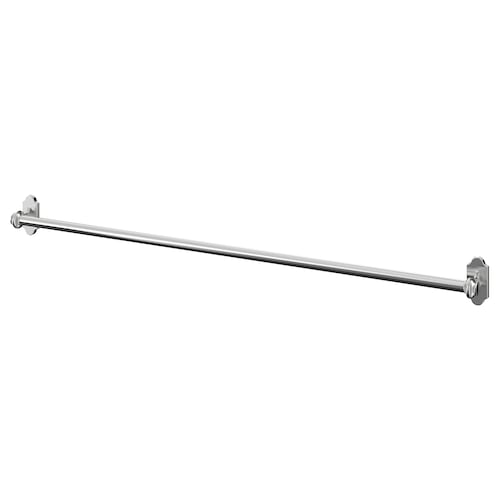 FINTORP rail nickel-plated 79 cm 1.6 cm