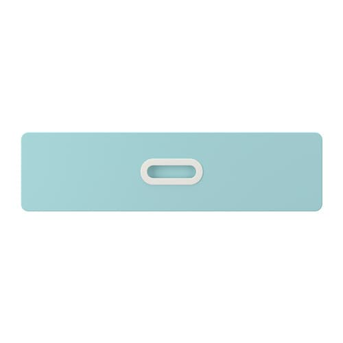 FRITIDS Drawer front, light blue