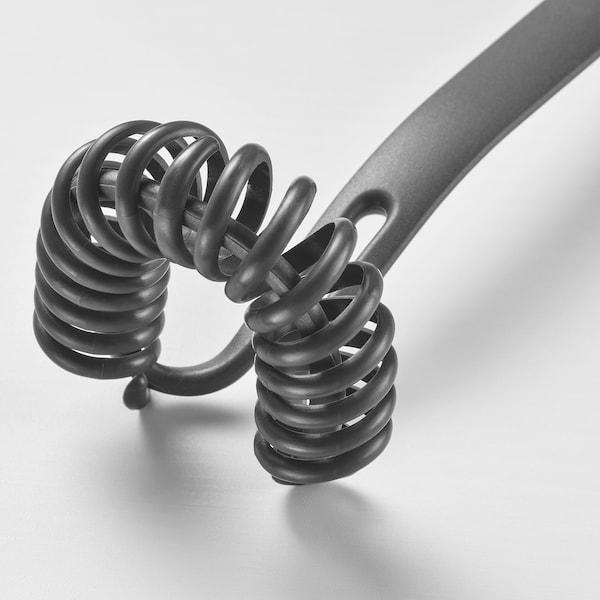 FULLÄNDAD Whisk, grey, 27 cm