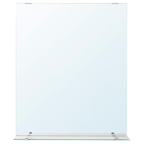 FULLEN mirror with shelf 50 cm 14 cm 60 cm