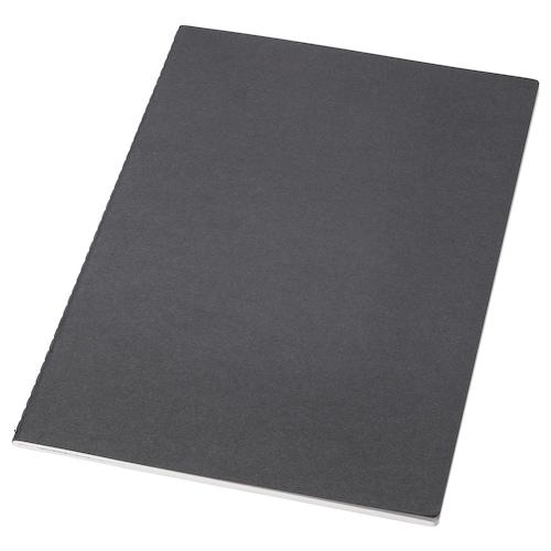 FULLFÖLJA note-book black 40 pieces 26.0 cm 18.0 cm 0.5 cm 80 g/m²