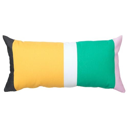 FUNKÖN cushion, in/outdoor multicolour 60 cm 30 cm 310 g 450 g