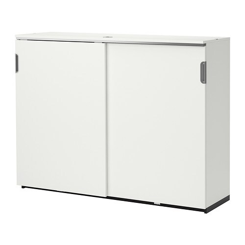 GALANT Cabinet with sliding doors   10 year guarantee.   Read about the terms in the guarantee brochure.