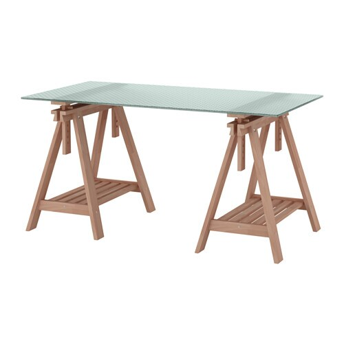 Table bar system combinations legs trestles ikea images for Ikea tableau decoration