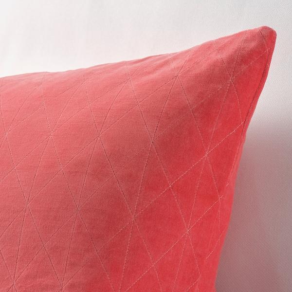 GRACIÖS Cushion cover, pink, 40x65 cm