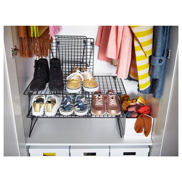 GREJIG Shoe rack, 58x27x17 cm