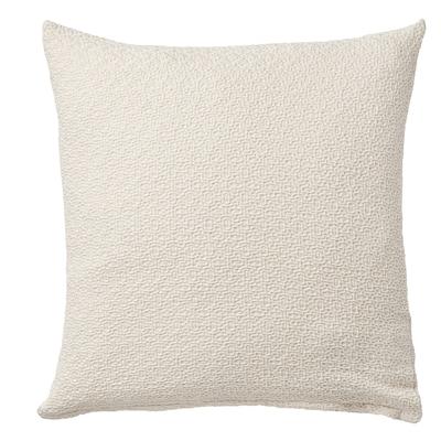 HEDSÄV غطاء وسادة, أبيض-عاجي, 50x50 سم