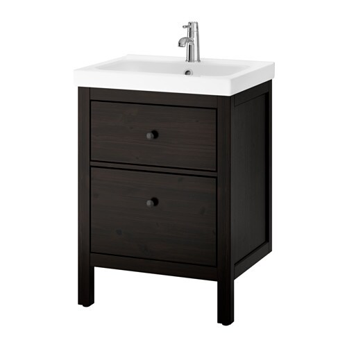 Hemnes Tv Stand Two Drawer : Home  Bathroom  Washstands  Washstands