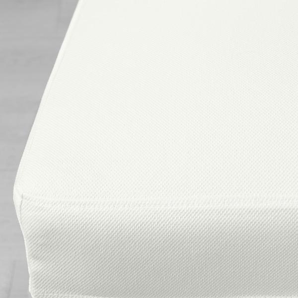 HENRIKSDAL Chair, dark brown/Gräsbo white