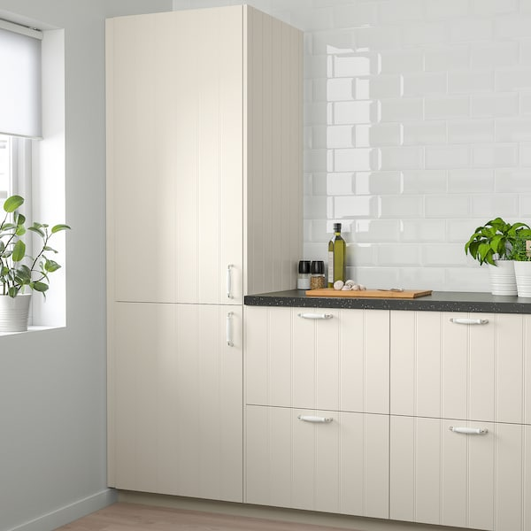 HITTARP door off-white 59.7 cm 79.7 cm 1.8 cm