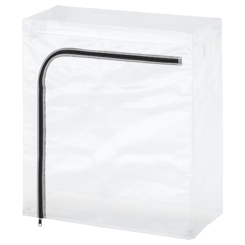 HYLLIS cover transparent/in/outdoor 27 cm 60 cm 74 cm