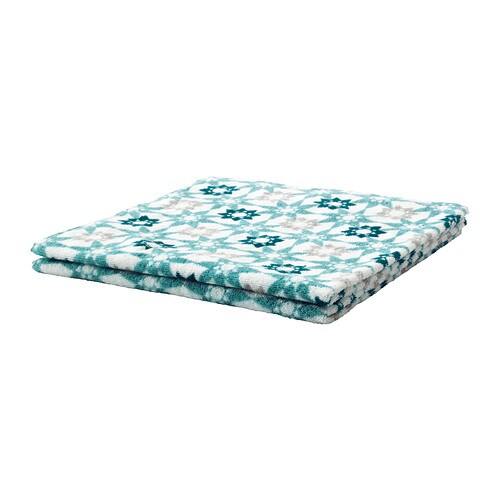 INGEBORG Bath towel   A terry towel that is soft and absorbent (weight 380 g/m²).