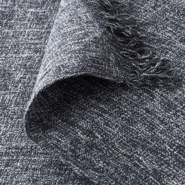 INGRUN غطاء, أزرق غامق, 130x170 سم