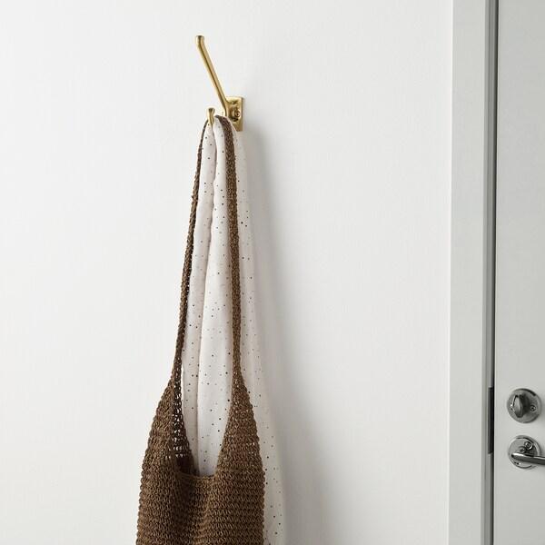 KÄMPIG Hook, brass-colour
