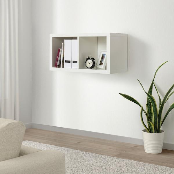 KALLAX Shelving unit, white, 77x42 cm
