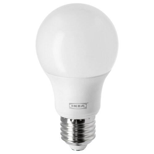LEDARE LED bulb E27 806 lumen warm dimming/globe opal white 2700 K 806 lm 60 mm 9.0 W 1 pieces