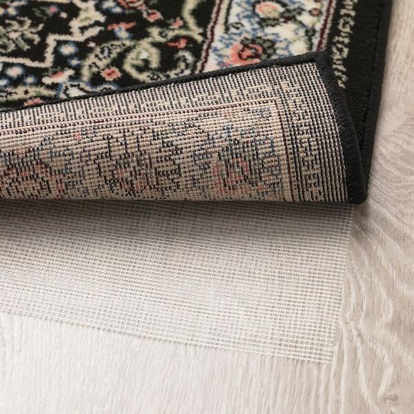 LJÖRRING rug, low pile multicolour 300 cm 80 cm 12 mm 2.40 m² 2350 g/m² 1150 g/m² 9 mm