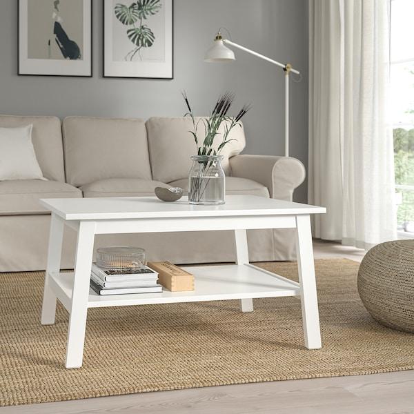 LUNNARP Coffee table - white - IKEA