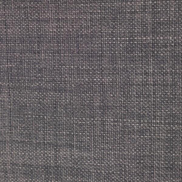 MALM Headboard cover with 2 pillows, Skiftebo dark grey, 140 cm