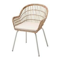 NILSOVE /  NORNA Chair with chair pad