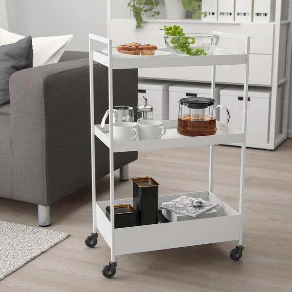 Nissafors Trolley White Ikea